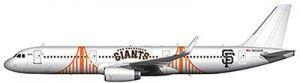 Alaska Airlines Named Official Airline Of The San Francisco Giants