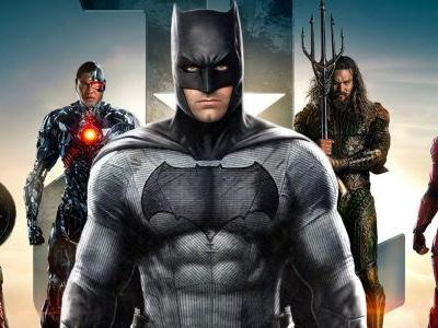 Justice League Sees Batman Trying to Build Friendships