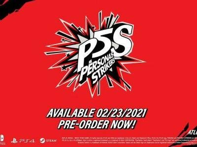 Persona 5 Strikers Localization Release Date Leaked?