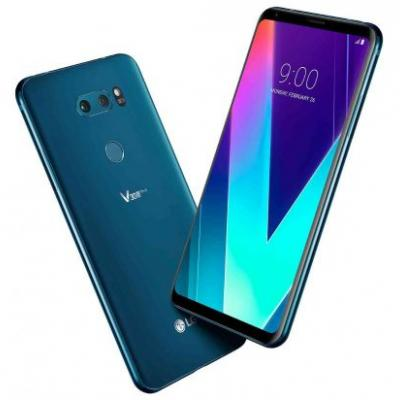 LG V30S ThinQ official with added RAM and storage, AI camera features