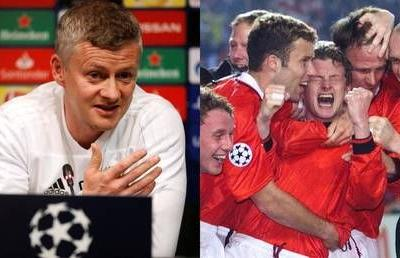 UEFA Champions League: Solskjaer returns to happy hunting ground as United look to shock Barca
