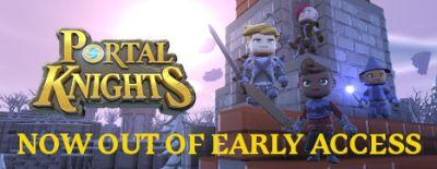 Now Available on Steam - Portal Knights