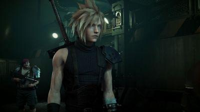 Ouch, Kingdom Hearts III and Final Fantasy VII remake to launch 'in the next three years or so'