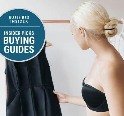 The best strapless bras you can buy