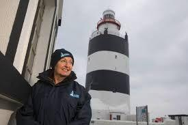 Hook Lighthouse wins award in the 'Best Tourism Project in the UK and Ireland 2018' in London