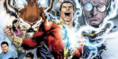 Shazam's Director Didn't Even Know He Had The Job For A Long Time