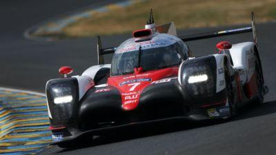Toyota Starts Its Le Mans Redemption Run From Pole Position