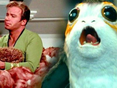 Star Wars 8 Porgs Send Twitter Into a Screaming Frenzy