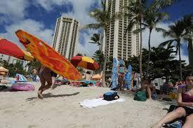 Hawaii tourism sees increased tourist arrival and spending in April