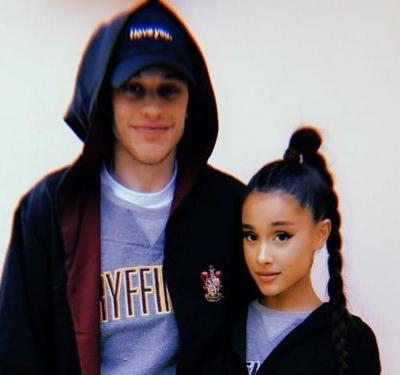 Surprise: Ariana Grande and Pete Davidson Are Engaged-Here's What We Know