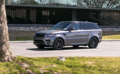 2017 Land Rover Range Rover Sport Supercharged / SVR, in Depth!