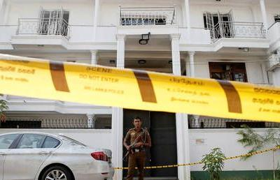Pregnant wife of Sri Lanka bombings mastermind blew herself up with 3 kids - report