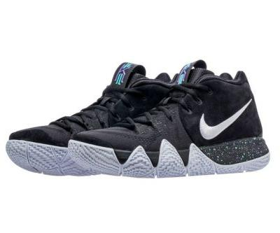 The Nike Kyrie 4 Debuts in Black & White for the Holiday Season