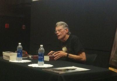 Stephen King Talks The Dark Tower, Plus a Tour of King's Maine