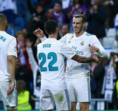 Real Madrid 6 Celta Vigo 0: Brilliant Bale inspires rout