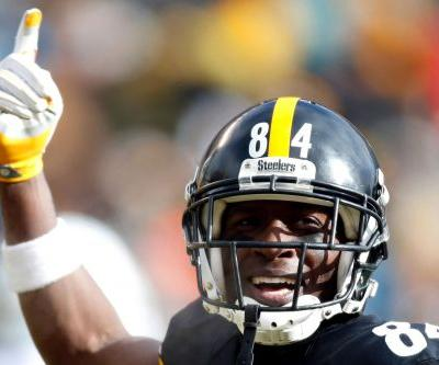 Steelers agree to trade Antonio Brown to the Raiders