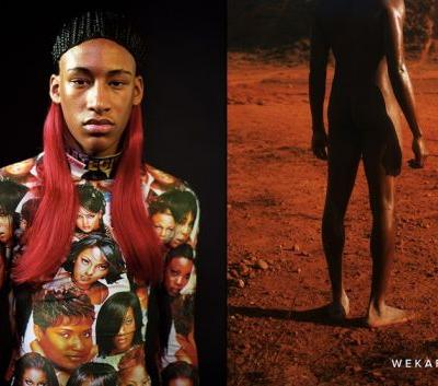 Wekafore's new campaign celebrates the power of black nudity