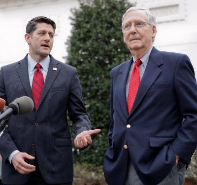 McConnell says he believes Roy Moore's accusers and calls for him to step aside from Senate race