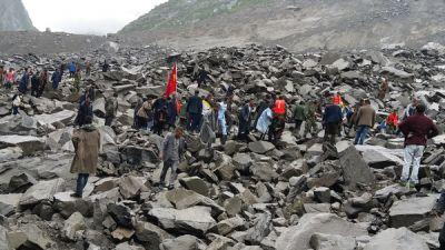 More Than 140 May Be Buried After Landslide In Southwest China