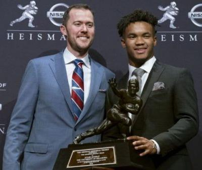 Oklahoma quarterback named Heisman Trophy winner