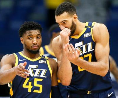 LeBron James explains why no one wanted Donovan Mitchell, Rudy Gobert in All-Star draft