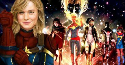 Captain Marvel Brings in Tomb Raider Reboot Writer