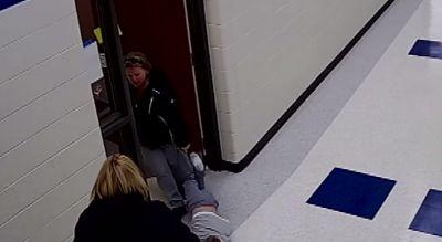 Shocking video shows 7-year-old with autism being dragged by teacher