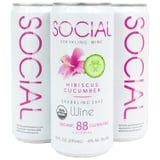 Bring It, Summer - This Organic Sparkling Sake Wine Is Fruity, Sweet, and Only 88 Calories!
