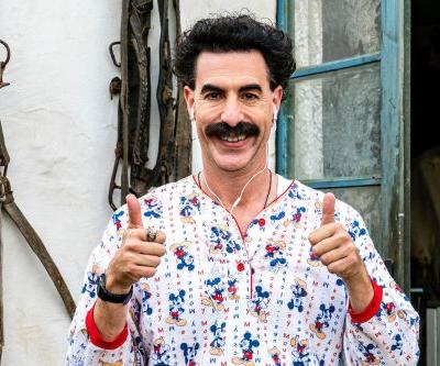 'Borat Subsequent Moviefilm' Review: Sacha Baron Cohen And On-Screen Daughter Take on Trump