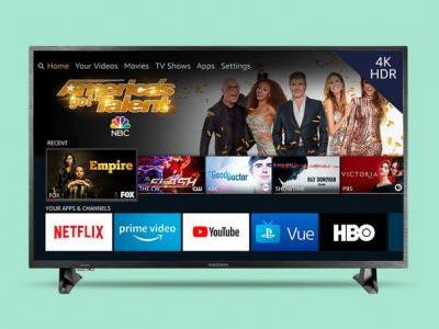 Insignia's 50-inch 4K Fire TV Edition smart TV is an absolute steal at $250