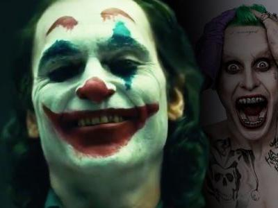 Joaquin Phoenix's Joker Reveal Is Incredible