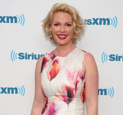 Katherine Heigl posted a photo of her 1-year-old in a car seat - and fans were quick to shame her improper method