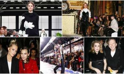 Decoding front row style