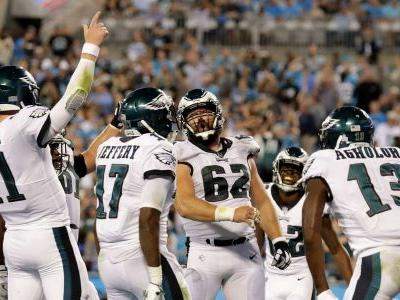 NFL Week 7 Power Rankings: Eagles move into top spot, Packers slide
