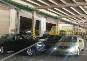 Tata Altroz Spied In Production Guise Looks Ready For Launch