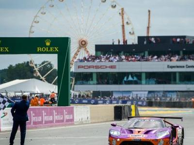 The Le Mans GTE-AM-Winning Ford GT Has Been Disqualified
