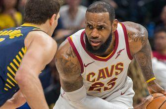 Nick Wright reveals what LeBron's Cavs must do to defeat Pacers in round one of the East