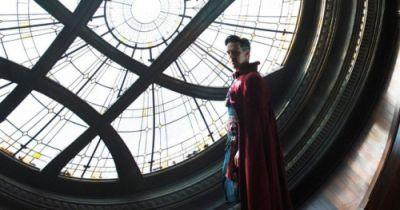 Avengers 3 Set Photo Returns to Sanctum SanctorumDoctor Strange