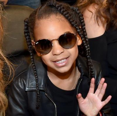Blue Ivy Bids $19,000 on an Art Piece, and We Can't Even Afford Guacamole at Chipotle