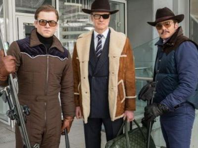 KINGSMAN: THE GOLDEN CIRCLE Review: Licence To Overkill
