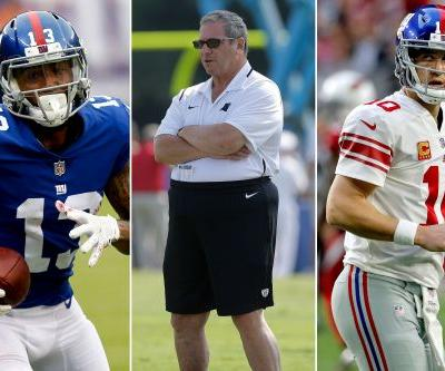 Eli Manning or draft? 5 burning questions for Giants new GM