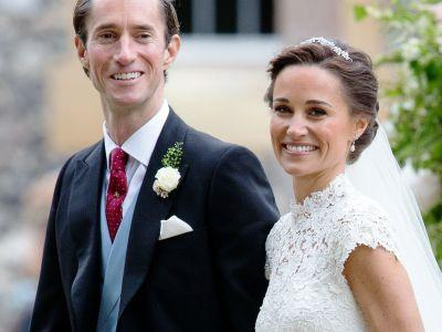Pippa Middleton's Wedding Ring Is Just Like Her Sister's