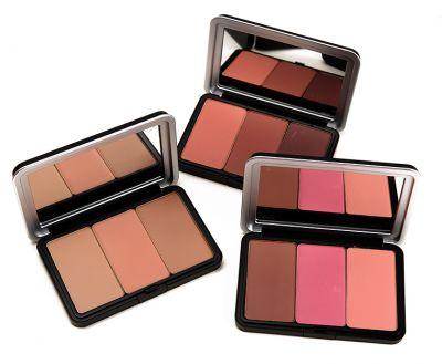 Make Up For Ever Artist Face Colors - Sculpting Powders Photos & Swatches