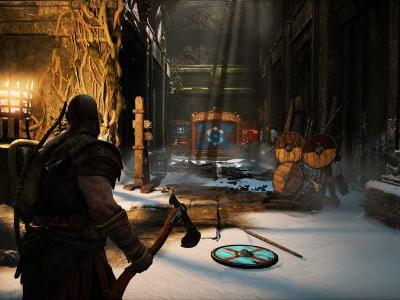 All Jotnar Shrine Locations in God of War