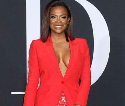 Real Housewife Kandi Burruss Calls Out Hair Dye Brand for Using Her 20-Year-Old Photo