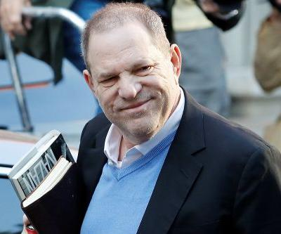 Harvey Weinstein surrenders to NYPD on sexual assault charges