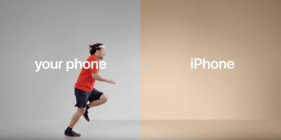 Apple targeting Android users with latest iPhone ad campaign