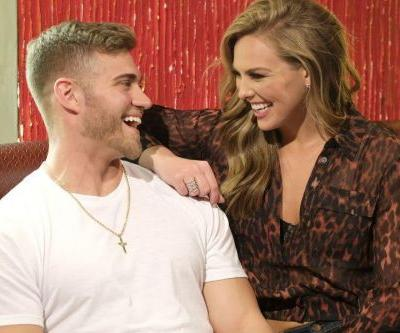 Hannah B. & Luke P.'s Body Language On 'The Bachelorette' Explains What She Sees In Him