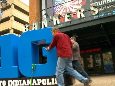 Big Ten Men's Basketball Tournament to allow limited number of fans