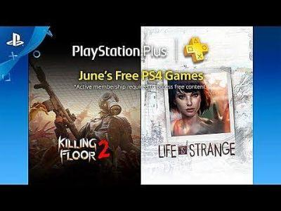 Playstation Plus Free Games for June Announced